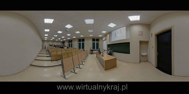 Prezentacja panoramiczna dla obiektu Wydział Metali Nieżelaznych AGH