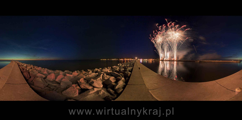 Prezentacja panoramiczna dla obiektu miasto Ustka