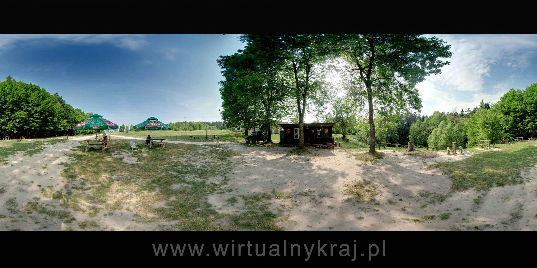 Prezentacja panoramiczna dla obiektu gmina SUSIEC
